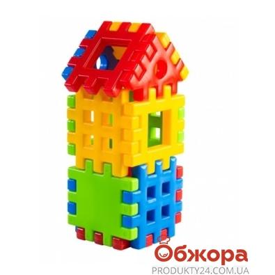 Игрушка-Коструктор Соединяйка 13эл. 39196 – ИМ «Обжора»