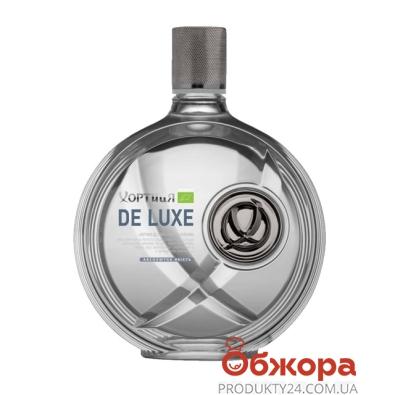 Водка Хортица Де Люкс 0,7 л – ИМ «Обжора»
