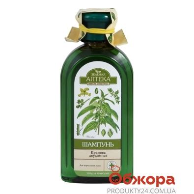 Шампунь Зеленая Аптека Кропива 350 мл – ИМ «Обжора»