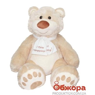 Игрушка Медвежонок Мемедик (белый) 30см. ВЕ-0074 – ИМ «Обжора»