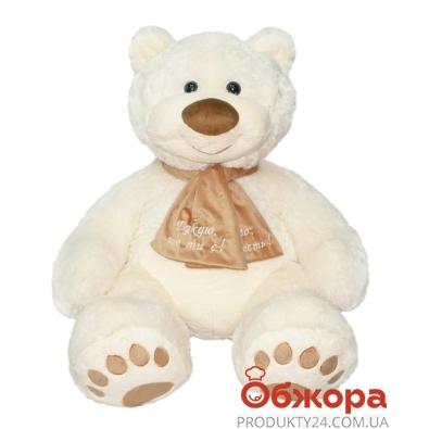 Игрушка Медвежонок Мемедик (белый) 50см. ВЕ-0075 – ИМ «Обжора»