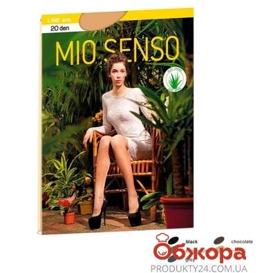 Колготки Мио Сенсо (Mio Senso) Lime Ave 20 den black 4 – ИМ «Обжора»