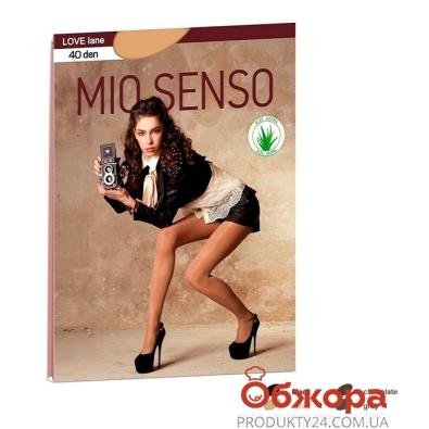 Колготки Мио Сенсо (Mio Senso) Love Lane 40 den black 3 – ИМ «Обжора»
