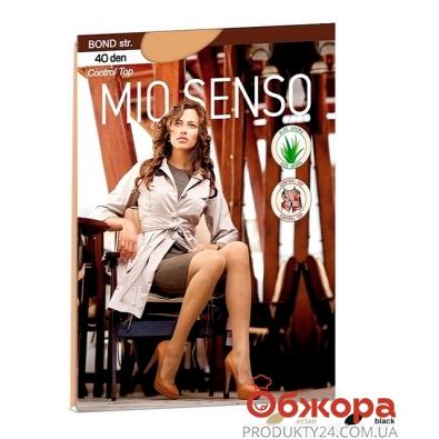 Колготки Мио Сенсо (Mio Senso) Bond str. 40 den black 2 – ИМ «Обжора»