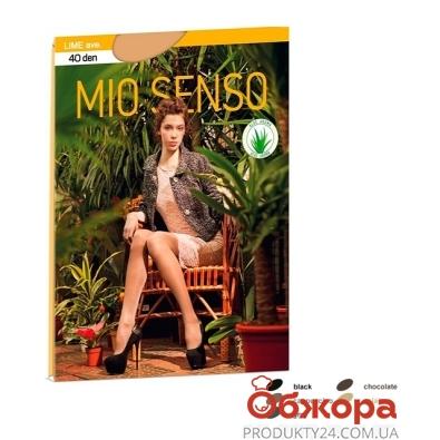 Колготки Мио Сенсо (Mio Senso) Lime Ave 40 den black 6 – ИМ «Обжора»