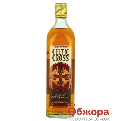 Виски Кельтский крест (Celtic Cross) 0.5 л – ИМ «Обжора»