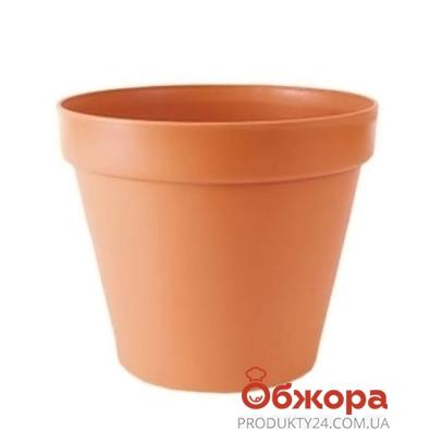 Горшок для цветов Глинка  130 мм – ИМ «Обжора»