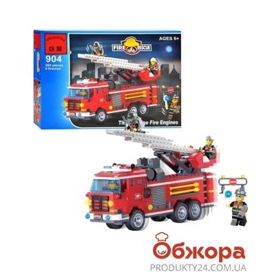 Коструктор Брик (BRICK) 904 Пожарная машина – ИМ «Обжора»