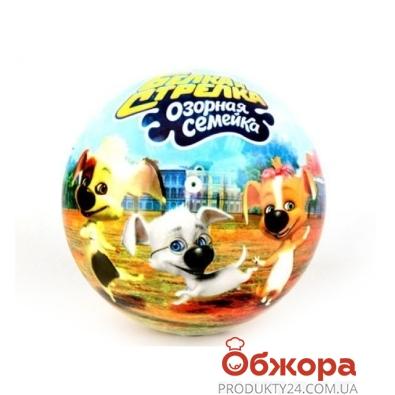 Мяч Белка и Стрелка GT5896 – ИМ «Обжора»