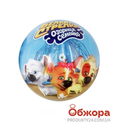 Мяч Белка и Стрелка GT5897 – ИМ «Обжора»