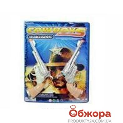 Игрушка Набор оружия Ковбой 0692А – ИМ «Обжора»