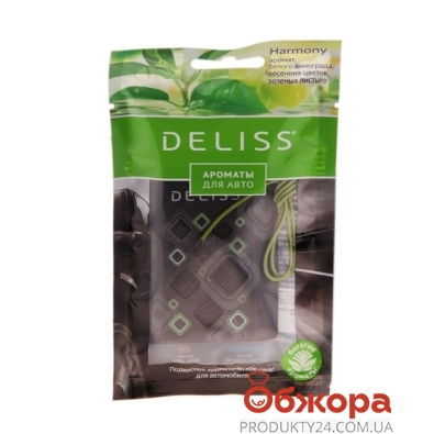 Средство Делисс (Deliss)  Harmony для автокомплект – ИМ «Обжора»