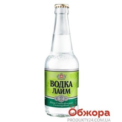 Напиток слабоалкогольный Оболонь 0.33л водка-лайм – ИМ «Обжора»