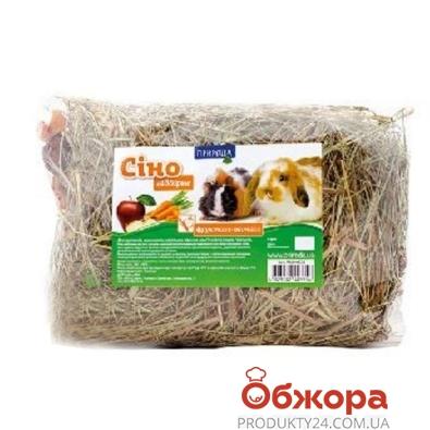 Сено Природа для грызунов луговое 300 г – ИМ «Обжора»