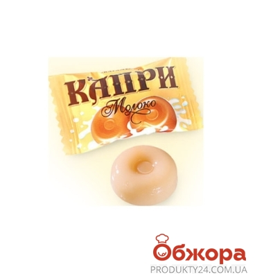 Конфеты Рошен (Roshen) кар Капри молоко 1кг – ИМ «Обжора»