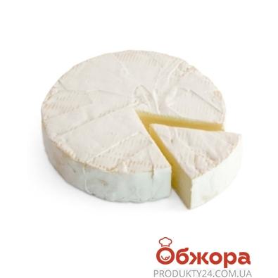 Cыр Пасторелли (Pastourelle) Камамбер с пеплом 50% вес. – ИМ «Обжора»