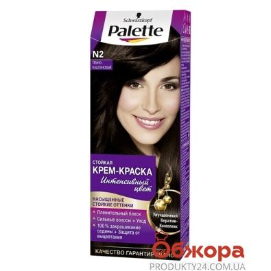 Краска Палетте (Pallete) для волос темно-кашт. N-2 – ИМ «Обжора»