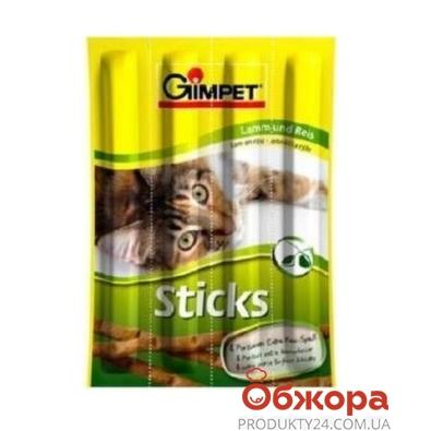 Корм Гимпет (Gimpet) для кошек мясные палочки индейка+дрожжи 4шт G-400082 – ИМ «Обжора»