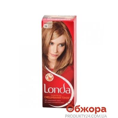 Краска Лонда (Londa) для волос N16 средне-русый – ИМ «Обжора»