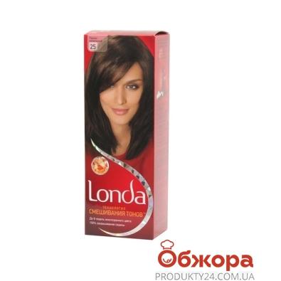 Краска Лонда (Londa) для волос N25 Темно-пепельный – ИМ «Обжора»