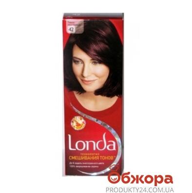 Краска Лонда (Londa) для волос N42 темно-каштан. – ИМ «Обжора»