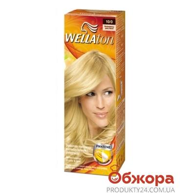 Краска Веллатон (Wellaton) для волос N10/0 Сахара – ИМ «Обжора»