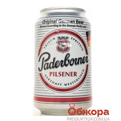 Пиво Падербордер (Paderborner) Пилснер 0,33 – ИМ «Обжора»