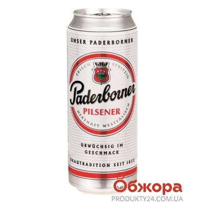 Пиво Падербордер (Paderborner) Пилснер 0,5 – ИМ «Обжора»