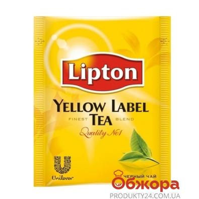 Чай Липтон (Lipton) саше 100х2г – ИМ «Обжора»