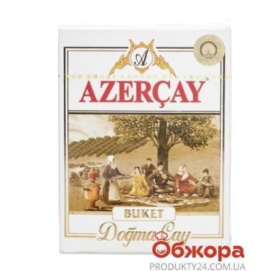 Чай Азерчай (Azercay) Букет Чёрный листовой 100 г – ИМ «Обжора»