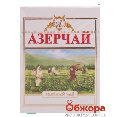 Чай Азерчай (Azercay) Зеленый 100 г – ИМ «Обжора»