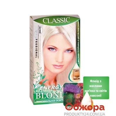 Осветлитель ACME  для волос Energy Blond Classic с флюидом – ИМ «Обжора»