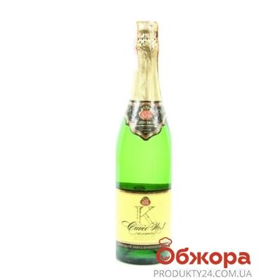 Шампанское КЗШВ Cuvee N1 белое п/сл 0,75 л. – ИМ «Обжора»