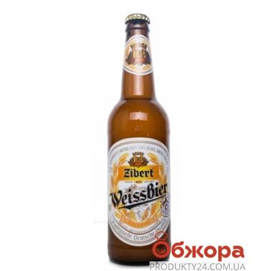 Пиво Зиберт (Zibert) Пшеничное 0,5 л – ИМ «Обжора»
