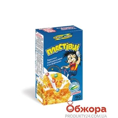 Сухой завтрак Золотое Зерно 55г хлопья кукур. глазур. – ИМ «Обжора»