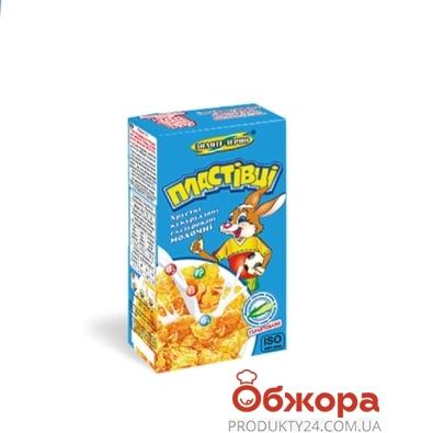 Сухой завтрак Золотое Зерно 55г хлопья кукур. молочные – ИМ «Обжора»