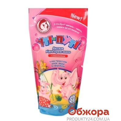 Крем-мыло Шик Ути-Пути с экстр. алое и зверобоя 300г. пакет – ИМ «Обжора»
