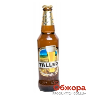 Пиво Таллер (Taller) 0,33 л – ИМ «Обжора»