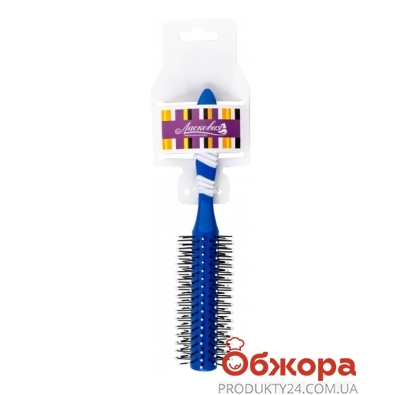 Щетка Ласковая для волос круглая Large – ИМ «Обжора»
