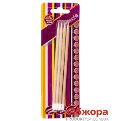 Палочка Ласковая  для кутикул деревянная HS08 – ИМ «Обжора»