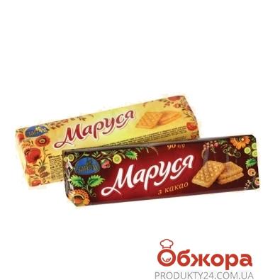 Печенье Загора 90г `маруся` какао – ИМ «Обжора»