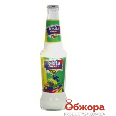 Напиток Текита Энерджи Трио Текила-Бренди-Ананас 0,33 л – ИМ «Обжора»