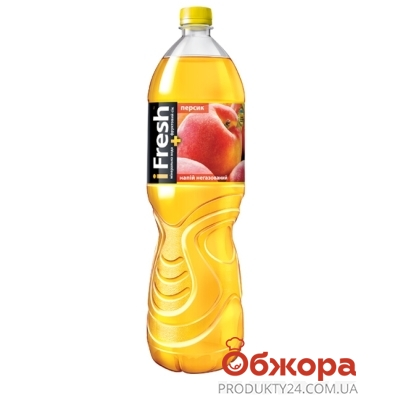 Напій соковий IFresh 1,5л Персик – ІМ «Обжора»