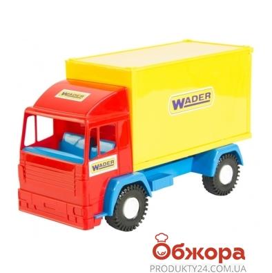Машина Mini truck контейнер 39210 – ИМ «Обжора»