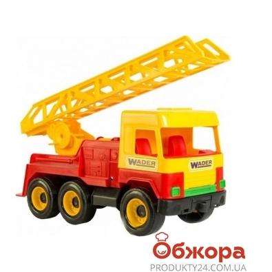 Машина Middle truck пожарная 39225 – ИМ «Обжора»