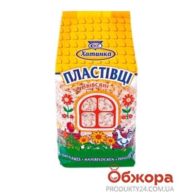 Хлопья овсяные  Хатынка 400 г – ИМ «Обжора»
