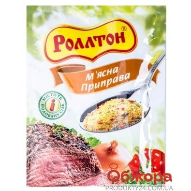 Приправа Роллтон мясная 80 г – ИМ «Обжора»