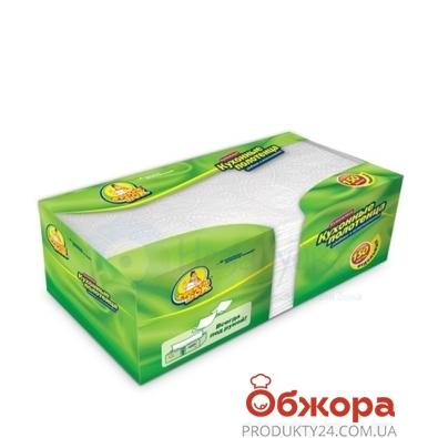 Полотенце кухонное Фрекен Бок бумажное V-cкл.150 листов – ИМ «Обжора»