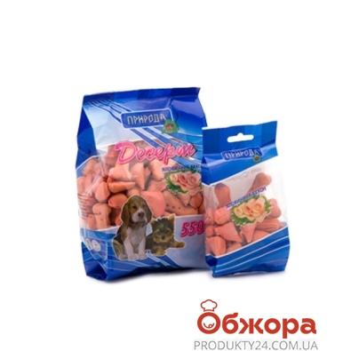 Корм для собак Природа говядина-бекон 100 г – ИМ «Обжора»