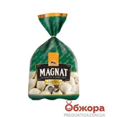 Пельмени 3медведя Magnat Сибирские 800г – ИМ «Обжора»